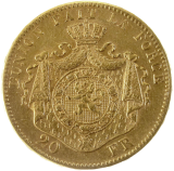 20 Francs Union Latine